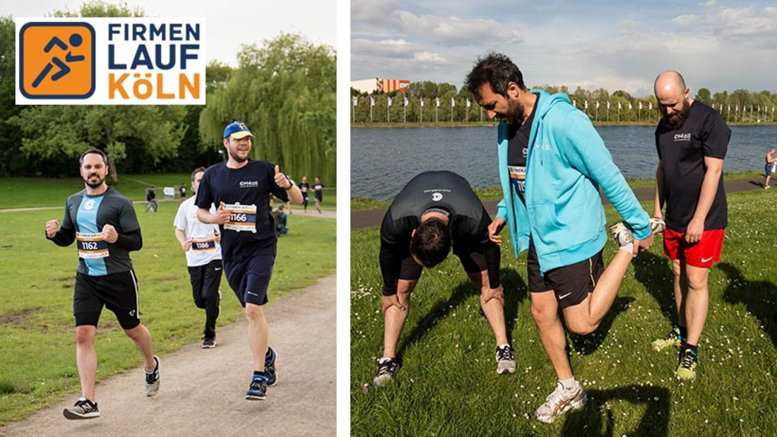 Corporate Run 2018 in Cologne